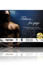 Tatouages spécial Mecs : Tattoos for Guys : 24 tatouages exclusifs spécial Mecs!