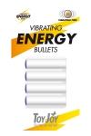 Vibrating Energy Bullets