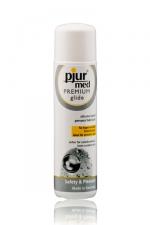 Lubrifiant Pjur Premium - Lubrifiant intime  Premium haute qualité à base de silicone, recommandé pour les peaux hyper-sensibles.
