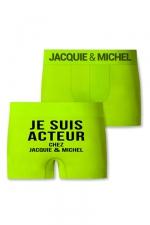 Boxer J&M Acteur