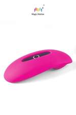 Candy - Stimulateur Bluetooth pour culotte : un petit stimulateur connecté pour culotte, contrôlé à partir de votre smartphone.