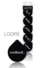 Préservatifs  Envie - Loops - Vos préservatifs Loops Envies pour une véritable invitation au plaisir...
